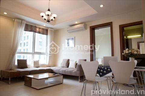 Cho thuê căn hộ 80m2 2 phòng ngủ The Manor Officetel nội thất đẹp mắt.