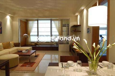 Cho thuê căn hộ The Manor HCM tháp AW tầng cao 98m2 2PN view đẹp full nội thất.