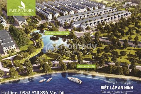 Biệt thự - Nhà phố gần KĐT Thử Thiêm, 167 m2, giá gốc CĐT 2,8 tỷ, CK 5%