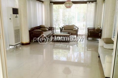 Bán biệt thự Thảo Điền 7 phòng ngủ có sân vườn nhà lớn 1000 m2 diện tích đất.