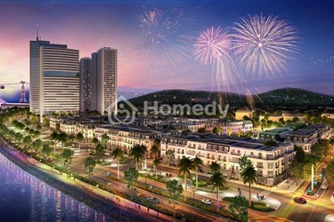 Vinhomes Hạ Long số 1 Bến Đoan, chiết khấu 12%, giá từ ~5,8 tỷ/300 m2. Quý 4 nhận nhà