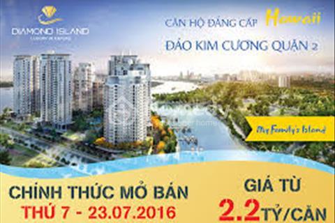 Đảo Kim Cương giá chỉ 40-45tr/m2.