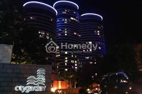 Cho thuê căn hộ cao cấp 140m2 3 phòng ngủ City Garden.