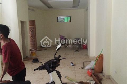 Cho thuê nhà mặt đường Trung Văn, lô góc, tiện kinh doanh