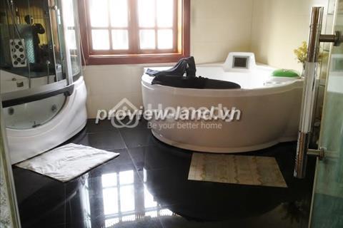 Căn Villa khu Thảo Điền Q2 biệt thự bán 770 m2 nội thất sang trọng.
