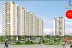 Căn hộ Depotmetro Tower Tham Lương có tổng diện tích khoảng 56.000m², gồm 2 block, cao 15 tầng với gần 600 căn hộ có diện tích từ 49 - 87m².