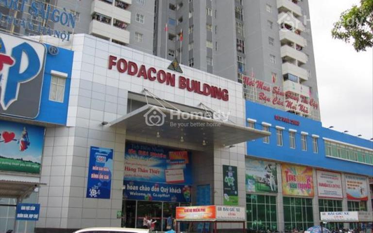 Cho thuê Penthouse tòa nhà Fodacon Bắc Hà 146 m2, giá thuê 12 triệu/ tháng