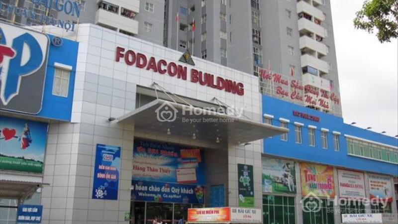 Cho thuê Penthouse tòa nhà Fodacon Bắc Hà 146 m2, giá thuê 12 triệu/ tháng - 1