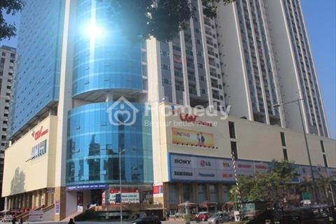 Cho thuê chung cư Hồ Gươm Plaza 88 m2 nội thất cơ bản giá thuê 8 triệu/ tháng