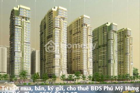 Cần bán căn hộ chung cư Green Valley hướng sân golf đô thị mới Phú Mỹ Hưng