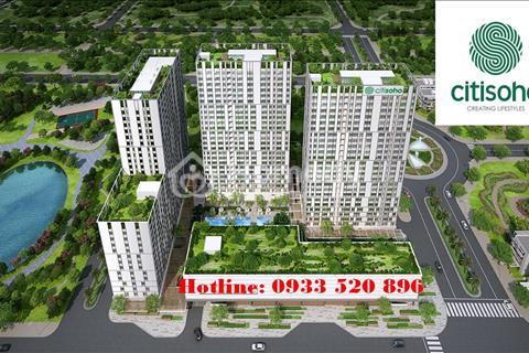 Mở bán căn hộ Citi Soho giá tốt nhất trung tâm q2, chỉ 980tr/căn/2PN.