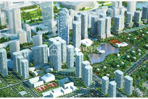 Bán căn hộ NO4T1 Ngoại Giao Đoàn diện tích 138 m2 ở ngay, giá chỉ 22 triệu/ m2