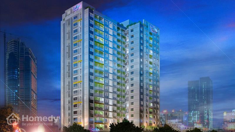 Dự án khu căn hộ Carillon 5 Sacomreal quận tân phú - ảnh giới thiệu