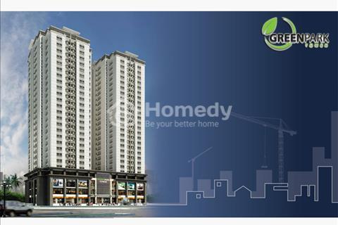 Cho thuê căn hộ Green Park, Yên Hòa, Cầu Giấy