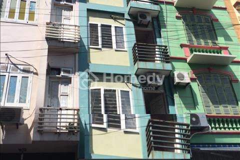 Cho thuê nhà KĐT Trung Yên, 55 m x 6 tầng, làm văn phòng