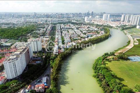 Cần bán căn hộ ngay cầu Nguyễn Văn Cừ giao nhà trước tết năm nay.
