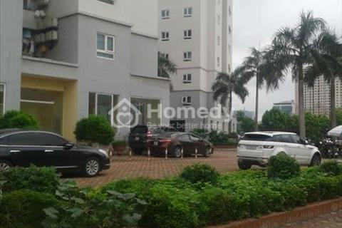Cho thuê chung cư CT1 Trung Văn Hancic 110 m2, đồ cơ bản. Giá thuê 7 triệu/ tháng