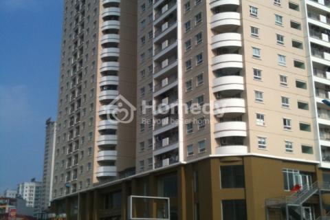 Cho thuê chung cư HH2 Bắc Hà 103 m2, nội thất gắn tường.  Giá thuê 8 triệu/ tháng