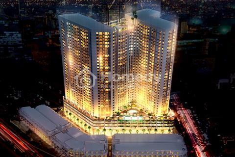 Căn hộ 3 mặt tiền Tạ Quang Bửu góp 1%/ tháng, ưu đãi CK 7% giá chỉ 1,2 tỷ/ căn 2 phòng ngủ