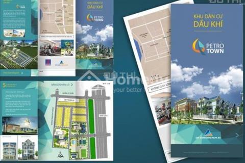 """Dự án khu đô thị thương mại """"PETRO TOWN DẦU KHÍ """"_Bà  Rịa Vũng Tàu"""