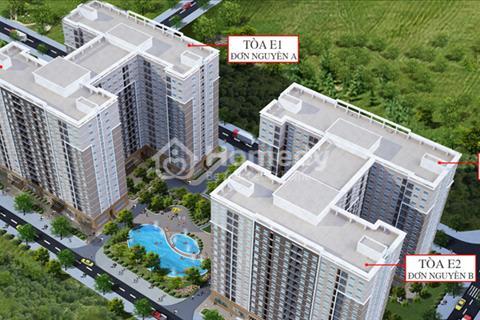 Nhượng lại 2 căn suất ngoại giao, diện tích: 69,9 m2. Giá 18 triệu/ m2 ở chung cư Eco Home 2