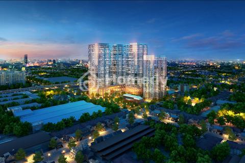 Căn hộ 2 phòng ngủ tại chung cư Golden Palm, diện tích 65 m2, giá chỉ từ 35 triệu/ m2