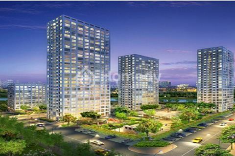 Cho thuê Happy Valley, DT: 135 m2, 3PN, lầu cao, giá 1500 USD, Full nội thất