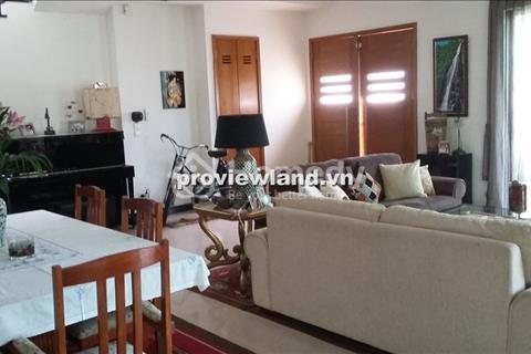 Biệt thự chính chủ cho thuê - khu Compound Riviera 400m2, 4 phòng ngủ, giá cực tốt