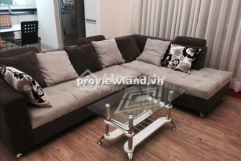 Cantavil An Phú cho thuê căn hộ tầng thấp 100 m2, 3 PN ban công view đẹp