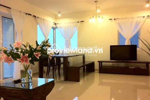 Chính chủ cho thuê căn hộ 2 PN tầng cao_ Dự án Tropic Garden quận 2 view sông