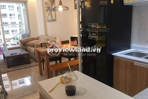 Cho thuê căn hộ Tropic Garden Thảo Điền lầu thấp 65m2 - 2PN có ban công thoáng mát