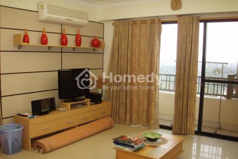 Cần cho thuê gấp căn hộ Giai Việt , Dt 115 m2, 2 phòng ngủ, 10 triệu/tháng