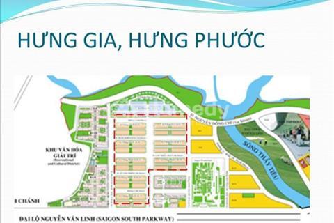 Cho thuê mặt bằng làm văn phòng khu Hưng Gia - Hưng Phước, Phú Mỹ Hưng, Quận 7