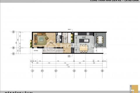 Bán Nhà 2 MT Cắt Với Nguyễn Duy Trinh, Đường Vào KDC 90ha Nam Rạch Chiếc, DT:5x10m2
