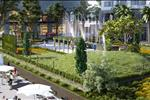 Không gian xanh bao bọc khu căn hộ Rivera Park Sài Gòn mang đến cuộc sống xanh cho cư dân giữa lòng thành phố sầm uất.