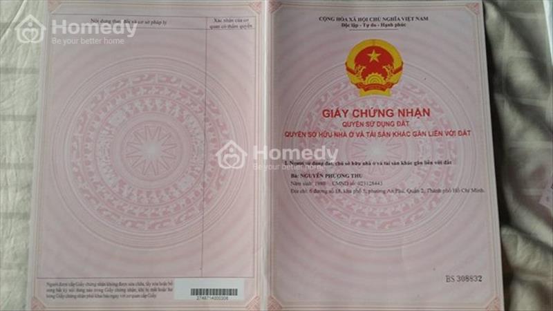 Bán khách sạn Hưng Phước diện tích 9 x 18.5m, giá hot - 1
