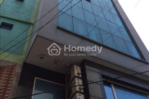 Cho thuê tòa văn phòng Trần Thái Tông, 120 m2 x 7 tầng