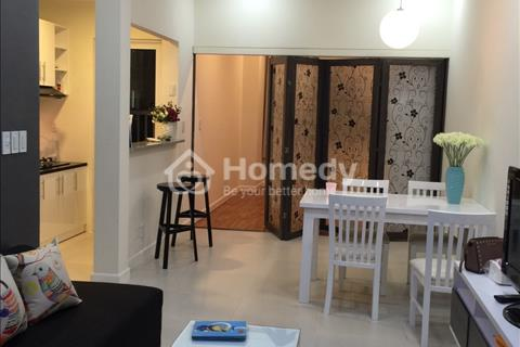 Cho thuê căn hộ chung cư Copac Square, quận 4, 3 phòng ngủ nội thất cao cấp giá 20 triệu/tháng