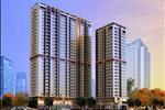 Thiết kế hiện đại, sang trọng của khu căn hộ The Golden Palm mang đến một giá trị sống tương lai.