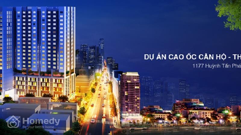 Dự án D-Vela Phú Thuận TP Hồ Chí Minh - ảnh giới thiệu