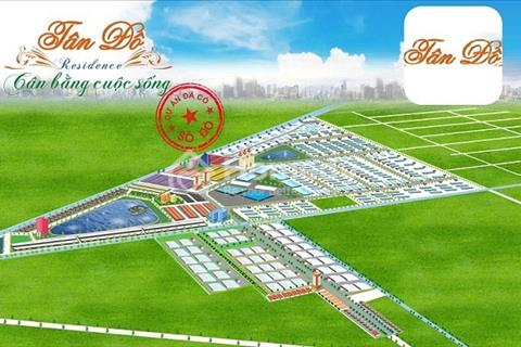 Bán đất nền Tân Đô - An Hạ làng du lịch sinh thái với giá