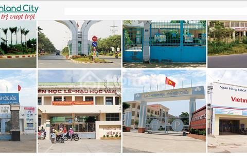 Nhà đất Biên Hòa, Đồng Nai cần bán 2 lô đất đối diện với khu Thể Thao