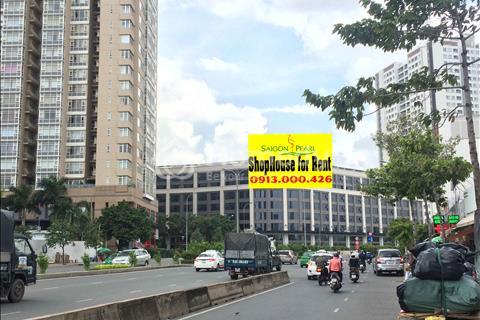Cho thuê mặt bằng nhà phố thương mại (Shophouse) Sài Gòn Pearl
