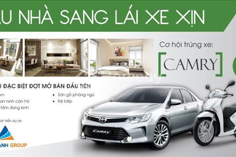 Căn hộ đa tiện ích liền kề đường Phạm Văn Đồng