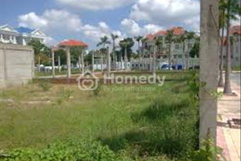 Bán đất biệt thự khu C đường số 31, An Phú An Khánh, Q2. Lô góc 2 mặt tiền.