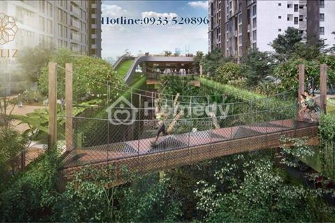 Mở bán chính thức căn hộ 5sao Feliz En Vista Q2, giá chỉ 35 triệu/m2, thanh toán 10%/năm
