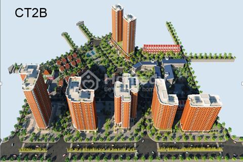 Cho thuê căn hộ chung cư CT2B Hoàng Quốc Việt, 3 phòng ngủ, 2wc. Giá rẻ