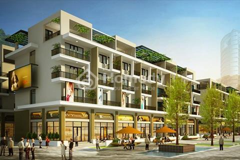 Nhà phố thương mại Hạ Long Central Plaza