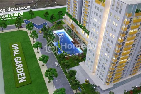 Căn hộ cao cấp Opal Garden -  Phạm Văn Đồng