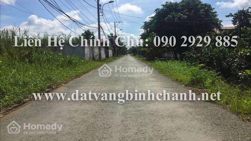 Cần bán gấp 1.200m2 đất mặt tiền đường Bà Cả, xã Đa Phước huyện Bình Chánh với gía cực rẻ - 1